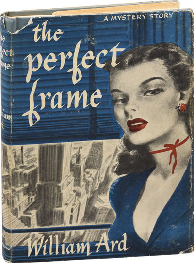 New York: MS Mill and William Morrow, 1951. First Edition. First Edition. The first book in featurin...