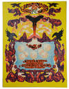 View Image 1 of 2 for Original psychedelic poster for the Oakland Ballet accompanied by visuals and music at Schwimley The... Inventory #140939086