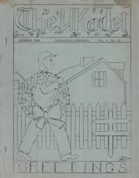 THE UKADET: VOL 5, NO 12. DECEMBER 1945: VOL 6, NO 4. APRIL 1946: VOL 6,  NO 6. JUNE 1946: VOL 6,...