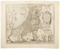 Leo Belgicvs ... Arrificiosa & Geographica tabula sub Leonis figura a 17 inferioris Germaniae Provincias ..