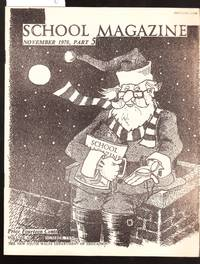 image of School Magazine - New South Wales Dept. Of Education - November 1978  Part 5  Vol.63 No.10