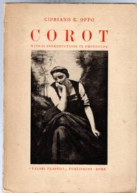 Corot by  Cipriano E Oppo - Paperback - English Edition - 1926 - from YesterYear Books (SKU: 064098)