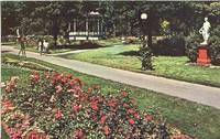 Canada – The Public Gardens, Halifax, Nova Scotia, unused Postcard