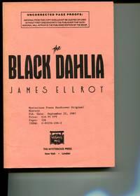 image of THE BLACK DAHLIA.