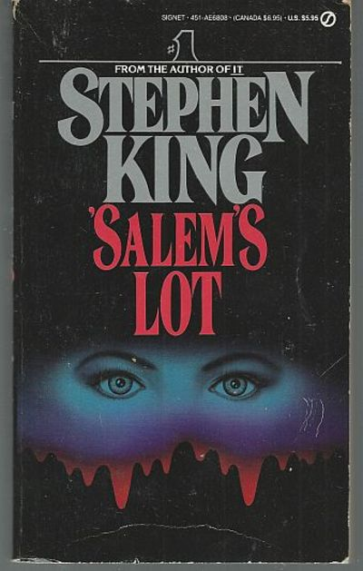 SALEM'S LOT, King, Stephen