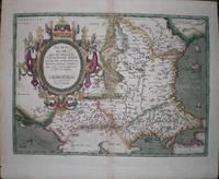 ROMANIAE (QUAE OLIM THRACIA DICTA) VICINARUMQUAE REGIONUM UTI BULGARIAE WALACHIAE, SYRFIAE, ETC. AUCTORE IACOBO CASTALDO