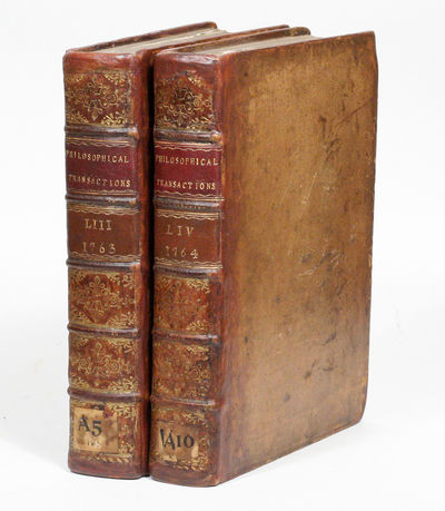 London: L. Davis and C. Reymers, 1764. First edition. Contemporary calf. Very Good. FIRST EDITION OF...
