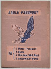 image of Eagle Passport to 1. World Transport 2. Space 3. The Real Wild West 4. Underwater World
