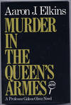 image of MURDER IN THE QUEEN'S ARMES