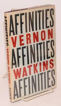 Affinities; poems