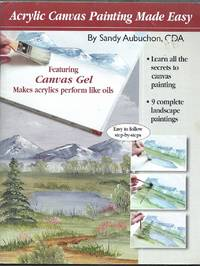 Acrylic Canvas Painting Made Easy