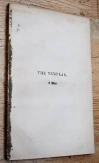 THE TEMPLAR A Play In Five Acts
