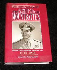 image of Personal Diary of Admiral the Lord Louis Mountbatten
