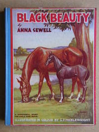 image of Black Beauty. A Story of the Ups and Downs of a Horse's Life