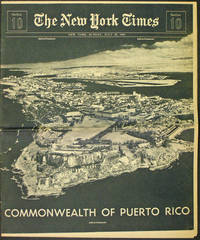 The New York Times. Commonwealth of Puero Rico. Sunday, July 25, 1954