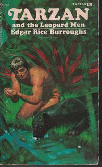 Tarzan And The Leopard Men #18
