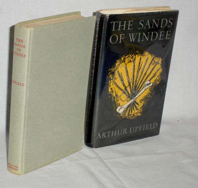 (Australia, 1958): Angus and Robertson. First Australian Edition. Octavo. A Bony mystery.282pp., bou...