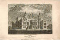 S.E. View of Charlton House the Seat of the Earl of Suffolk after T. Hearne by J.C. Smith.
