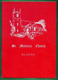 St. Martin\'s Church - Bladon
