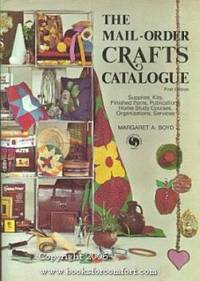 image of The Mail-Order Crafts Catalogue [First Edition]