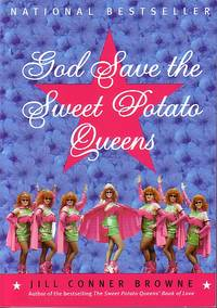 image of God Save The Sweet Potato Queens