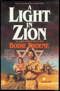 A Light in Zion (The Zion Chronicles, Book Four)