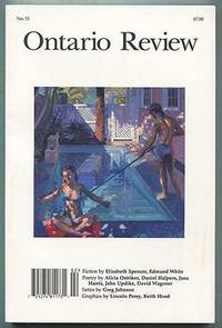 The Ontario Review: Fall-Winter 1999-2000, Number 51