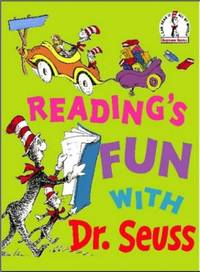 "image of Reading Is Fun With Dr. Seuss: ""Hop on Pop"", ""Marvin K.Mooney Will You Please Go Now!"", ""Oh, the Thinks You Can Think!"", ""I Can Read with My Eyes Shut!"" (Beginner Books)"