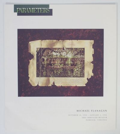 Norfolk, VA: The Chrysler Museum, 1992. First edition. Exhibition brochure for a show that ran Octob...