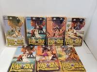 Set of 7 Lone Star Series by Wesley Ellis Hell's Canyon Barbary Killers Outlaw