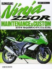 Kawasaki Ninja250r Maintenance and Custom [This Big]