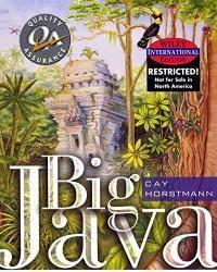 image of Big Java