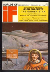 Worlds of If February 1974 Vol. 22 No. 3