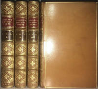 THE COMPLETE WORKS OF PERCY SHELLEY. First Collected edition. Complete in 4 volumes. Bound in fine leather.