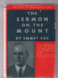 The Sermon on the Mount: a general Introduction to Scientific Christianity in the form a spiritual key to Matthew V, VI and VII