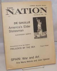 image of The Nation: Vol. 201, No. 18, Monday, November 29 1965