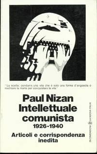 INTELLETTUALE COMUNISTA