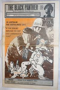 image of The Black Panther black community news service vol. III, no. 29, Saturday, November 15, 1969