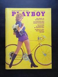PLAYBOY MAGAZINE VOL. 18, NO. 8  AUGUST 1971