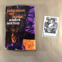 Judgement on Janus by Andre Norton - Signed First Edition - 1963 - from The Bookman & The Lady (SKU: Norton-37)