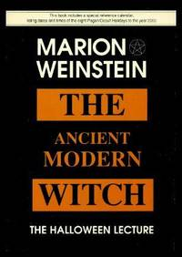 THE ANCIENT MODERN WITCH - The Halloween Lecture