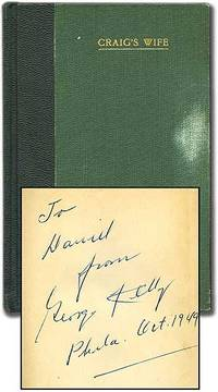 New York: Samuel French, 1949. Softcover. Very Good. Revised edition. Rebound without wrappers in bu...