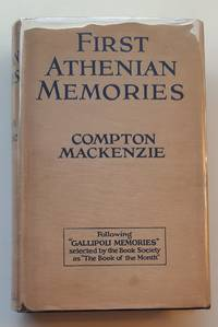 image of FIRST ATHENIAN MEMORIES