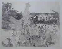 Landscape With Praying Mantis