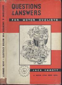Questions & Answers For Motor Cyclists ('Motor Cycle News.' Publications)