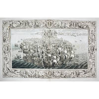 The Tapestry Hangings of the House of Lords:Representing the Several Engagements between the English and Spanish Fleets,in the ever memorable Year 1588,with the Portraits of the Lord High-Admiral,and the other Noble Commanders,taken from the Life…To which are added…Ten Charts of the Sea-Coasts of England..