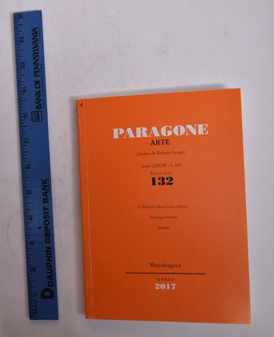Firenze: Mandragora, 2017. Paperback. VG-. Ex-library with usual marks. Minor shelf wear on covers, ...