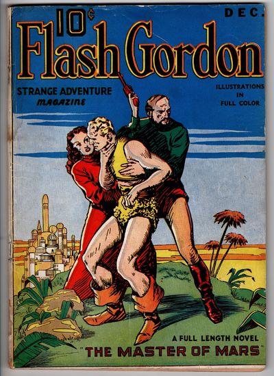 Flash Gordon December 1936