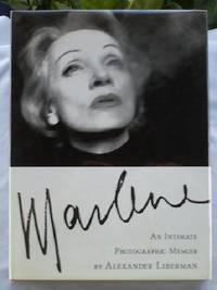 image of MARLENE; AN INTIMATE PHOTOGRAPHIC MEMOIR.