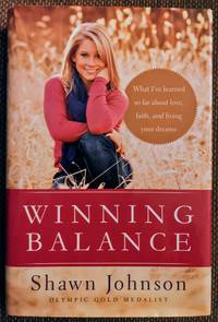 image of Winning Balance: What I've Learned So Far about Love, Faith, and Living Your Dreams
